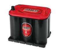 BATTERIA OPTIMA RED TOP AGM 44AH RTR 3.7 - Polo DX - Spunto 730