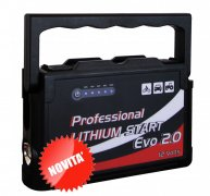 AVVIATORE PROFESSIONALE AL LITIO - LITHIUM START EVO 2.0