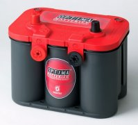BATTERIA OPTIMA RED TOP AGM 50AH Poli Frontali RTU4.2