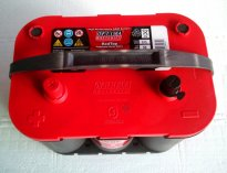 BATTERIA OPTIMA RED TOP AGM 50AH RTS 4.2 - Polo SX